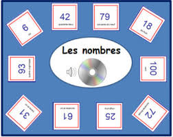 Flashcards Numbers 1 100 French Number Worksheets Number Download Number Printable