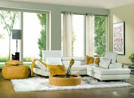 Yellow Leather Sofa by The Top 5 Tips On Decorating A Living Room With Leather Furniture