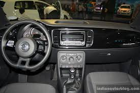 volkswagen new beetle interior latest vw beetle caught testing on indian roads