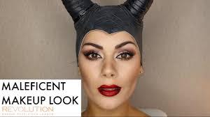 halloween maleficent makeup look makeup revolution youtube