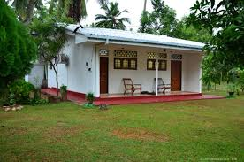 serviced bungalows in unawatuna two a c rooms holiday bungalow