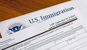 filling out form i 589 application for asylum immigration lawyer