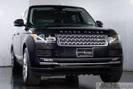 black chrome range rover range rover l rental in new york imagine lifestyles