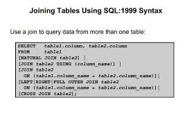 how to join tables in sql chapter 6