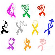 leukemia awareness ribbon clip 49