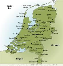 netherlands map images netherlands map