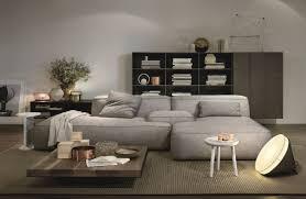 sectional fabric sofa cloud by lema design francesco rota