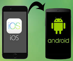 switching from iphone to android how to switch from iphone to android transfer photos