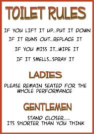bathroom women and men bathroom signs restrooms signs funny