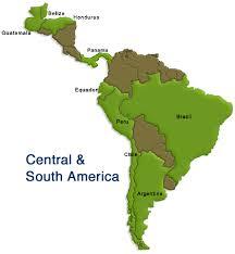 america map guatemala panama map of south america