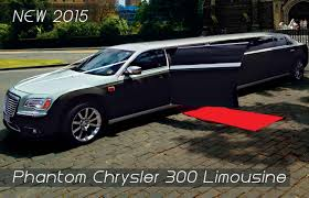 New Chrysler Limo 300 Fantasy Limo Hire In Melbourne