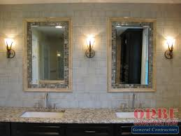 Bathroom Countertop Options Bathroom Countertops Orbe Construction Washington Dc U0026 Md