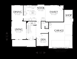 mascord house plan 2239nh caledonia