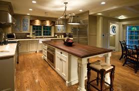 impressive rustic kitchen island ideas pertaining to home remodel