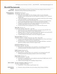 It Resume Summary Satellite Tv Technician Installer Resume Example Sample Resume