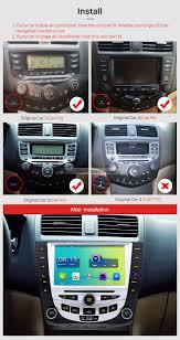 in dash multimedia dvd gps navigation radio stereo for honda
