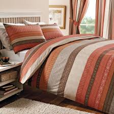 Dunelm Mill Duvets Terracotta Mizar Collection Duvet Cover Set Dunelm Spare