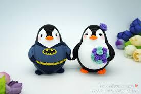 batman cake toppers batman wedding cake toppers penguin wedding cake toppers