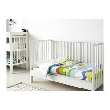 Convertible Cribs Ikea Gulliver Crib White Crib Cots And Nursery