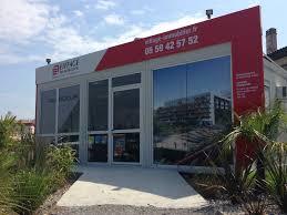 bureau de vente immobilier yes communication 1 enseigne bureau de vente eiffage immobilier