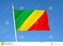 Dr Congo Flag Flag Of The Republic Of The Congo Stock Photo Image Of Symbol