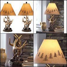 deer lamp ebay