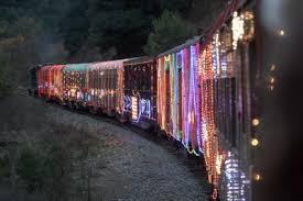 sunol train of lights celebrating the holidays northern california style the mercury news