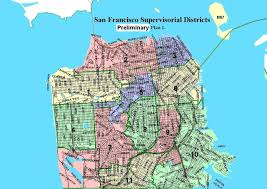 san jose district map city and county of san francisco sf district maps data
