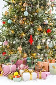 diy tree topper our space with martha stewart sugar cloth