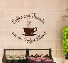 Wall Decor Shop Coffee And Friends Are The Perfect Blend Wall
