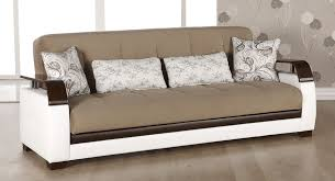 Istikbal Sofa Bed by Natural Naomai Light Brown Convertible Sofa Bed By Sunset