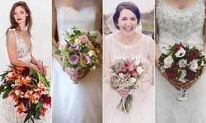 Bridal Bouquet Cost Can You Spot The 10 Wedding Bouquet From Lidl Daily Mail Online