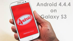 android 4 4 kitkat android 4 4 4 kitkat on samsung galaxy s3 i9300