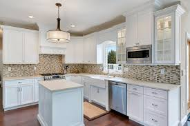 white shaker style kitchen manalapan new jersey by design line