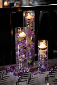 top 25 best purple flower centerpieces ideas on pinterest