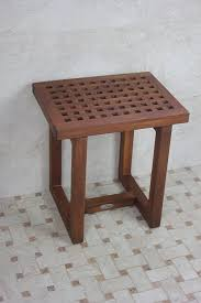 teak bath benches teak shower stools and chairs pictures on