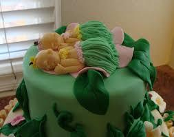 photo twin baby shower elephants image