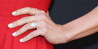 male recruiter tells women to hide their engagement rings in job