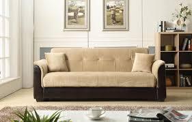 Futon Sofa Sleeper Amazon Com Nhi Express Melanie Futon Sofa Bed With Storage