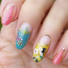 geisha japanese style nail art design youtube