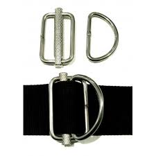 ring for xdeep sliding metal d ring for sidemount harness tec dive gear