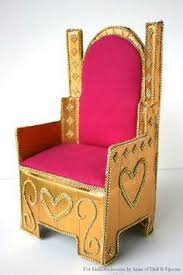 Baby Throne Chair Diy Royal Throne Prop Easy And Under 25 Including Chair Great