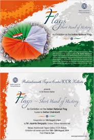 The Indian Flag Flags And Stamps Exhibition On The Indian National Flag