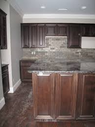 kitchen panels backsplash fabulous wood kitchen cabinet set with grey stones slate