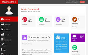 template dashboard free 100 best free bootstrap admin templates css author