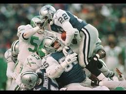 1995 wk 15 dallas cowboys 10 3 philadelphia eagles 8 5 4th