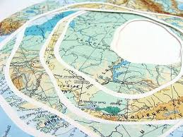 map ideas best 25 map collage ideas on 3d collage montages and