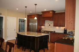 archaic brown color high end wooden kitchen cabinets features