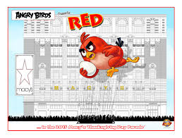 thanksgiving parade online live angry birds u0027 red is set to take flight in the 89th annual macy u0027s