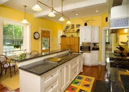 yellow kitchen walls white cabinets pin on kitchen trends